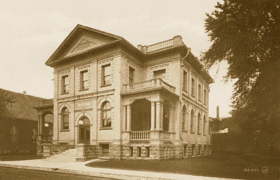 Kitchener Carnegie Public Library