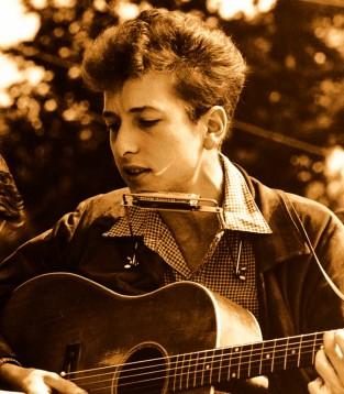 Dylan-CivRtsMrchOnWash1963-RowlandScherman-NatArchPD