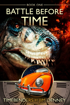 Battle Before Time Ebook Cover