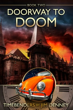 Doorway to Doom Ebook Cover